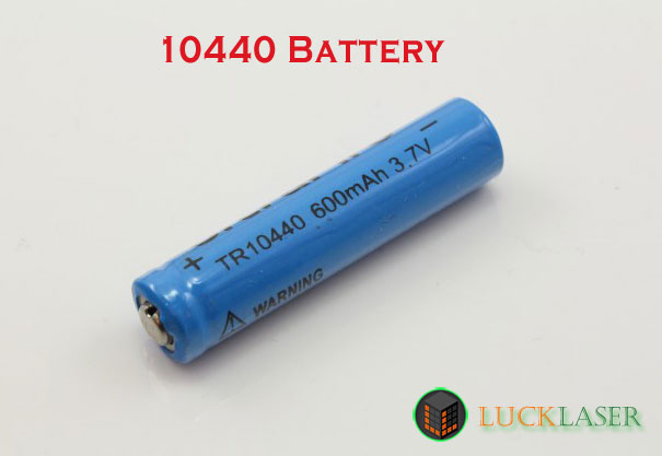 10440 充電電池 Li-ion rechargeable battery