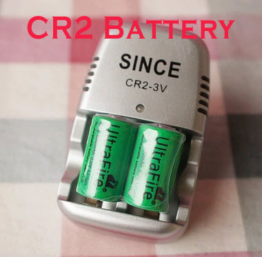 CR2 充電電池 3V Li-ion rechargeable battery