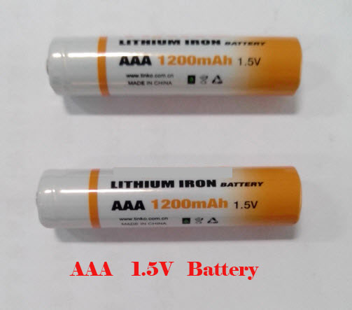 単4形乾电池 AAA battery Alkaline 1.5V